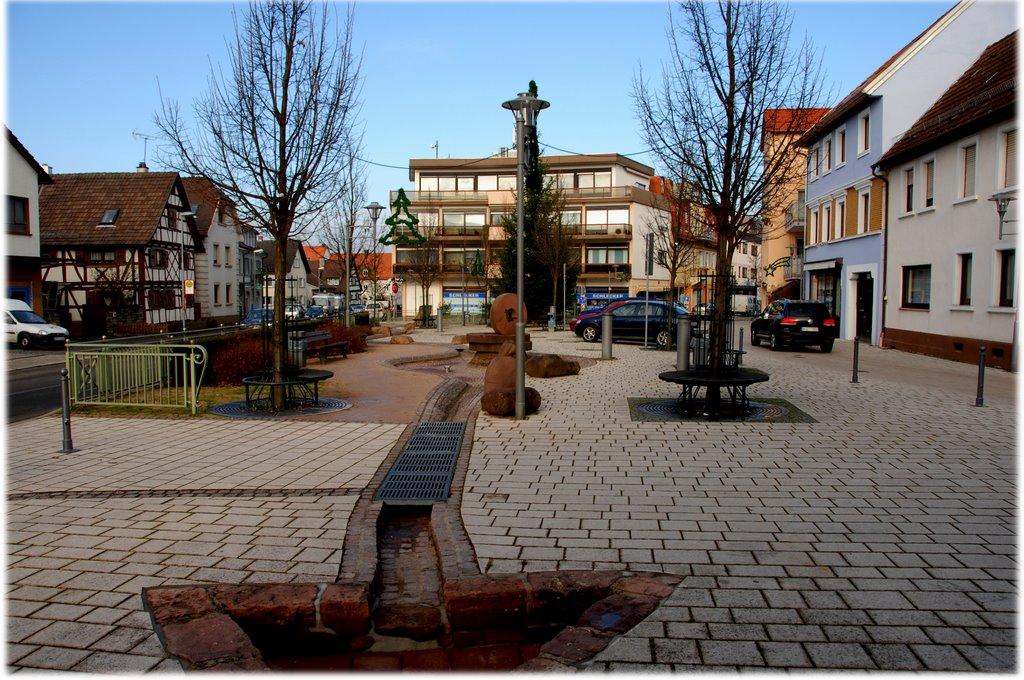Wochenmarkt Ettlingen